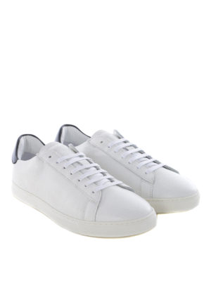 Dsquared2: trainers online - Contrasting heel inset sneakers