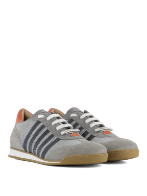 Dsquared2: trainers online - New Runner flat sneakers