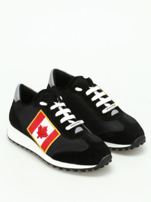 Dsquared2: trainers online - New Runner Hiking sneakers