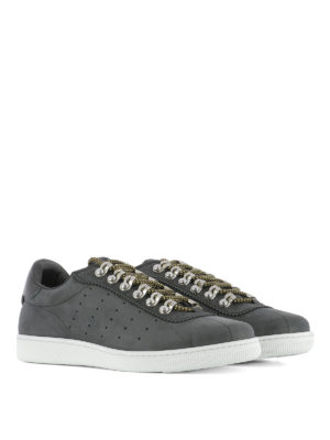 Dsquared2: trainers online - Nubuck sneakers