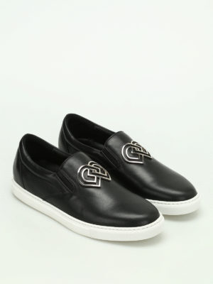 Dsquared2: trainers online - Tux slip-on sneakers