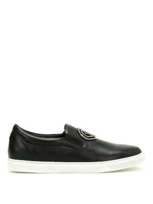 Dsquared2: trainers - Tux slip-on sneakers