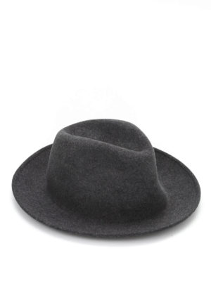 Eleventy: hats & caps - Wool felt hat