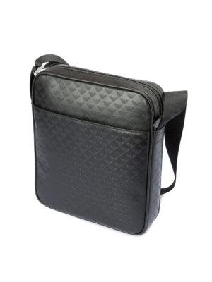 EMPORIO ARMANI: borse a spalla online - Borsello in pelle stampata