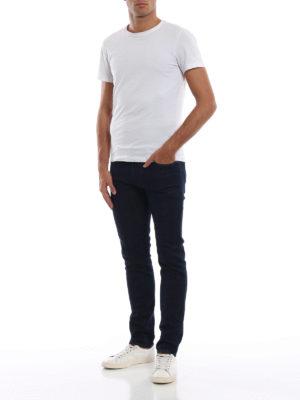 a sigaretta - Jeans J06 slim fit lavaggio scuro