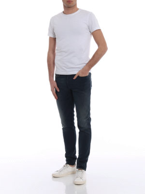 Emporio Armani: skinny jeans online - J11 soft touch skinny jeans