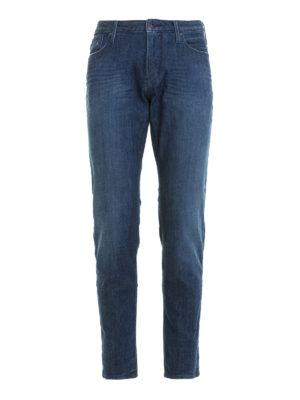 EMPORIO ARMANI: jeans dritti