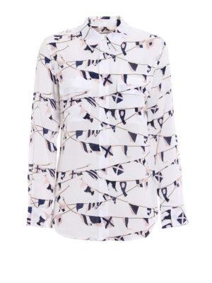 Equipment: shirts - Slim Signature silk shirt