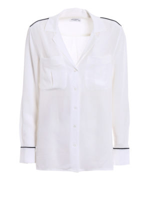 Equipment: shirts - Sonny silk pajama shirt