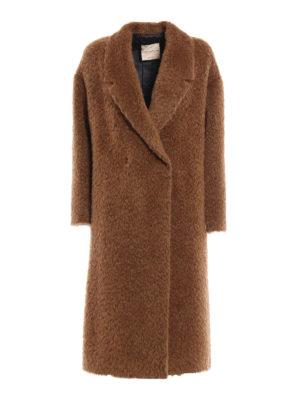 Erika Cavallini: knee length coats - Latoya coat