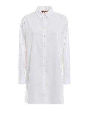 ERMANNO SCERVINO: camicie - Camicia con spacchi ricamati