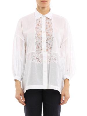 Ermanno Scervino: shirts online - Romantic cotton shirt