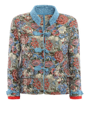 Ermanno Scervino: Tailored & Dinner - Tapestry jacquard blazer