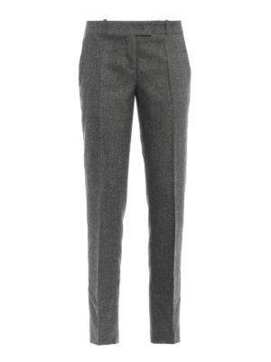 ERMANNO SCERVINO: Pantaloni sartoriali - Pantaloni a sigaretta eleganti