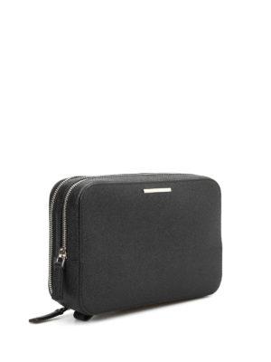 Ermenegildo Zegna: Cases & Covers online - Grained leather case