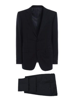 Ermenegildo Zegna: formal suits - Mila two-piece pinstripe wool suit