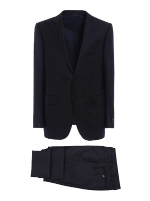 Ermenegildo Zegna: formal suits - Mila two-piece wool suit