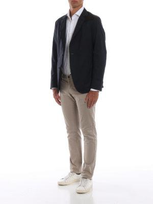 ERMENEGILDO ZEGNA: giacche casual online - Giacca Travel Project Leggerissimo
