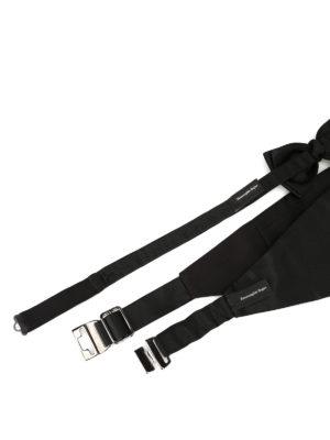Ermenegildo Zegna: ties & bow ties online - Cummerbund and bow tie tuxedo kit