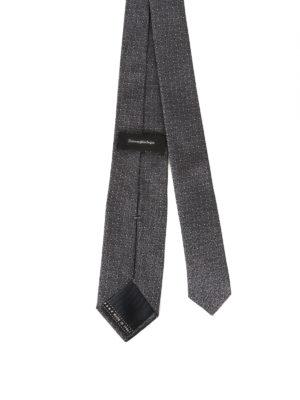 Ermenegildo Zegna: ties & bow ties online - Mini polka dot silk tie