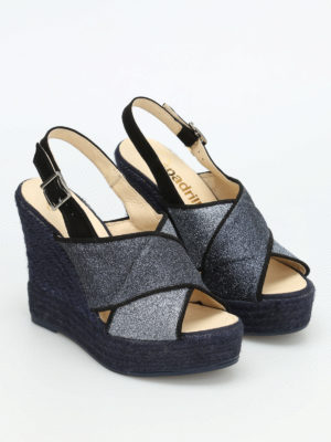 Espadrilles: sandals online - Skype criss cross straps sandals
