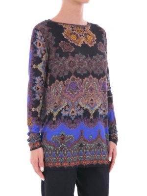 Etro: blouses online - Viscose blouse