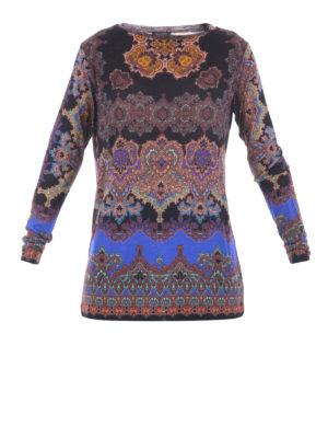 Etro: blouses - Viscose blouse