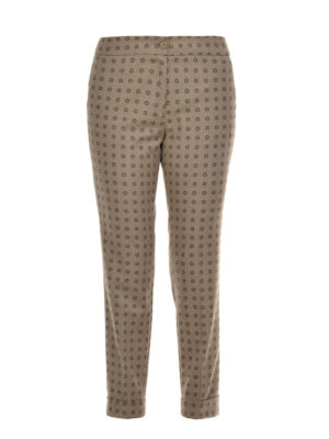 Etro: casual trousers - Wool blend trousers