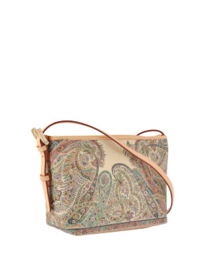 Etro: cross body bags online - Paisley cross body bag