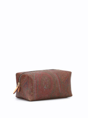 ETRO: custodie e cover online - Beauty case con motivo Paisley