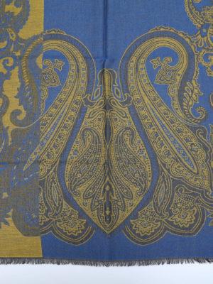 Etro: scarves online - Oriental scarf