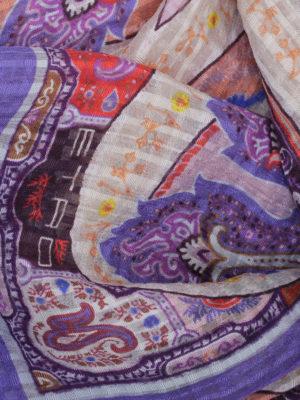 Etro: scarves online - Silk scarf