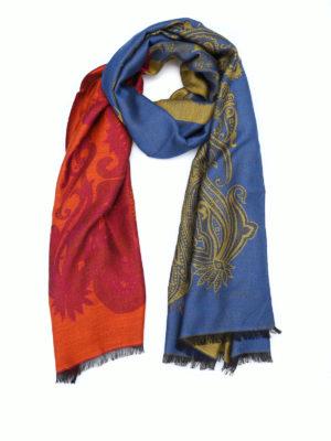 Etro: scarves - Oriental scarf