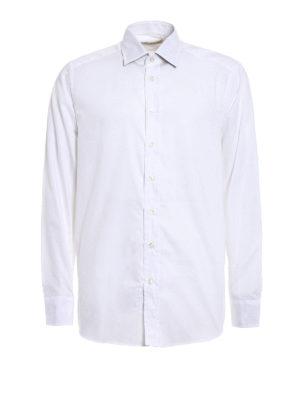 Etro: shirts - Cotton poplin shirt