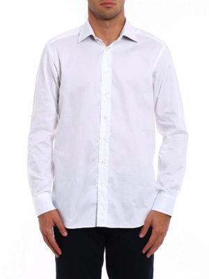 Etro: shirts online - Cotton poplin shirt