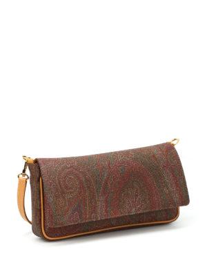 Etro: shoulder bags online - Paisley pattern shoulder bag