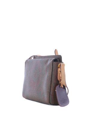 Etro: shoulder bags online - Russel Cashmere print shoulder bag