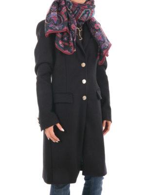 Etro: Stoles & Shawls online - Wool and silk printed shawl