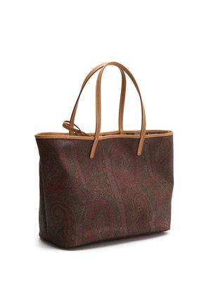 Etro: totes bags online - Paisley shopper bag