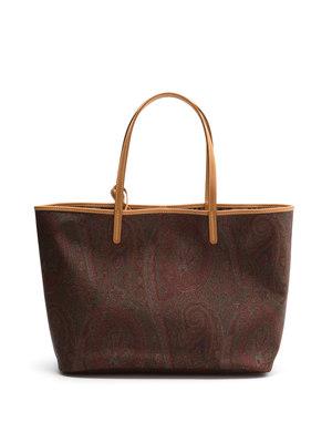 Etro: totes bags - Paisley shopper bag