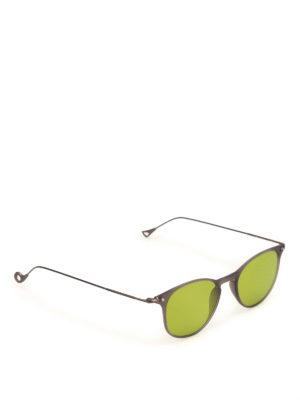 EYEPETIZER: occhiali da sole - Occhiali da sole Dan grigio opaco