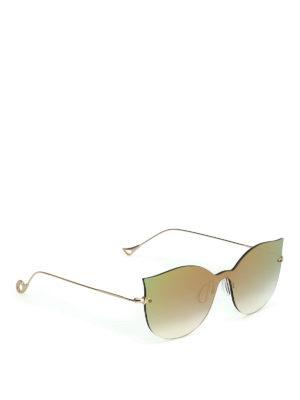 EYEPETIZER: occhiali da sole - Occhiali da sole a maschera Fenice