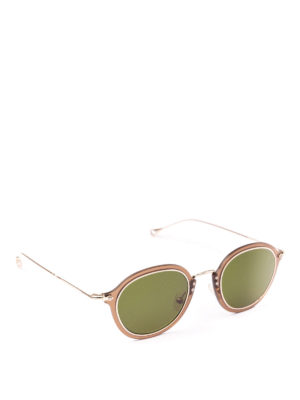 EYEPETIZER: occhiali da sole - Occhiali da sole tondi Gibson