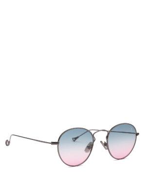 c8d1692237 EYEPETIZER  occhiali da sole - Occhiali da sole Julien color grigio scuro.  Eyepetizer. Julien dark grey sunglasses. HK  1