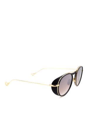 EYEPETIZER: sunglasses - Marlon black sunglasses