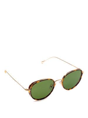 EYEPETIZER: occhiali da sole - Occhiali da sole Pier tartarugati
