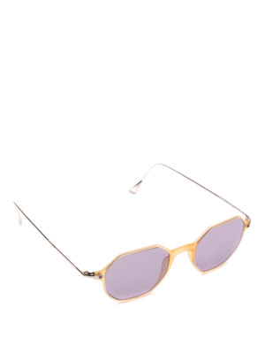EYEPETIZER: occhiali da sole - Occhiali da sole Tom miele opaco
