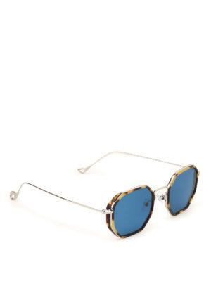 EYEPETIZER: occhiali da sole - Occhiali da sole Tommaso havana
