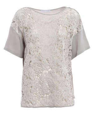 Fabiana Filippi: blouses - Crochet pattern blouse