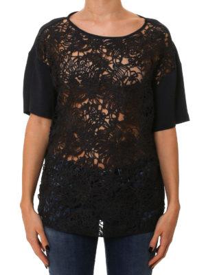 Fabiana Filippi: blouses online - Crochet pattern blouse